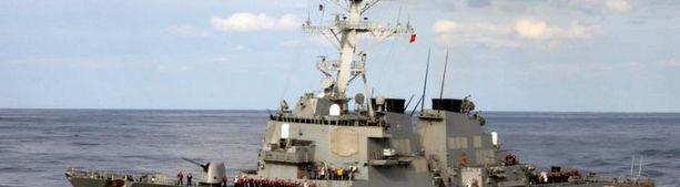 Как продемонстрировать решимость (памяти ВМС США). 18+