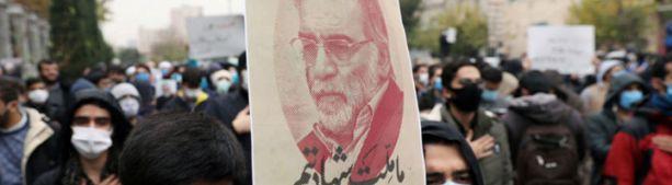В Иране считают, что к убийству физика могли быть причастны спецслужбы нескольких стран.