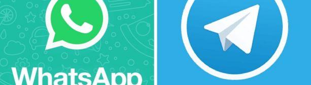 Пользователи массово бегут из WhatsApp в Telegram