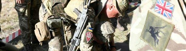 На Украине рассказали о прибытии делегации ВС Великобритании в Донбасс