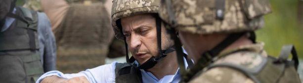 Зеленский стягивает войска для наступления, но боится российскую армию