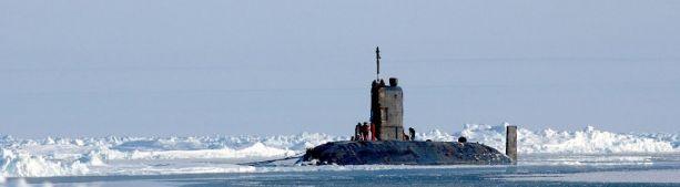 Напряженность вокруг Арктики нарастает