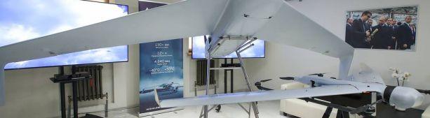 Новейший российский беспилотник с гибридным двигателем получил искусственный интеллект