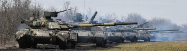 Хвост виляет собакой в Украине