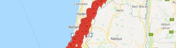 Израиль: третьи сутки войны