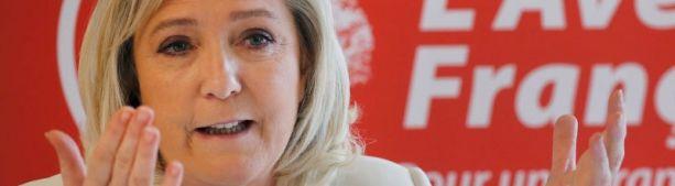 60% полицейских и военных заявили, что поддержат Ле Пен на президентских выборах во Франции