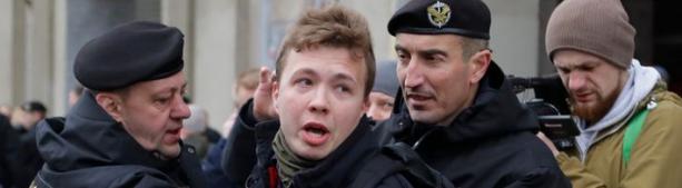 Оппонент авторитарного президента Беларуси задержан после бегства из страны