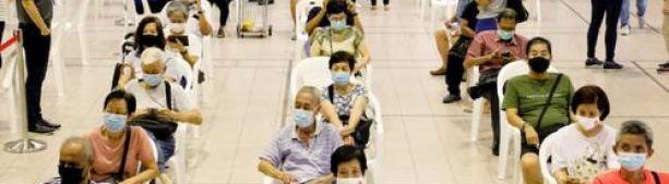 «Жизнь не улучшилась настолько, как мы надеялись» - вспышка в Сингапуре усугубляется, 80% вакцинированы