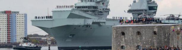 Британские военные испытывают лазеры в «Программе новых вооружений»