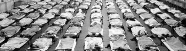 В США от COVID-19 умерли больше человек, чем от пандемии испанского гриппа (испанки) в 1918-1919 годах