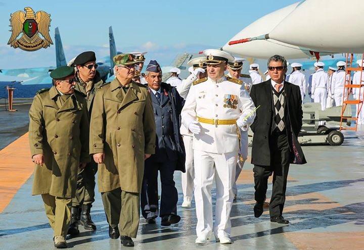 Гибридная армия Путина начала генеральное наступление на Триполи