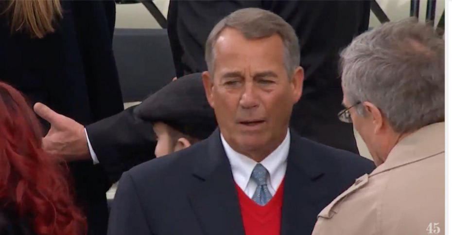 Watch john boehner react to what obama said about gay marriage mother jones