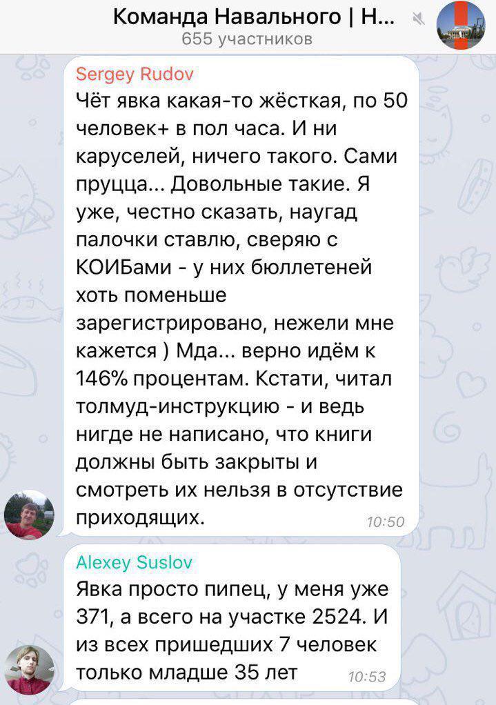 Враги Народа: Плач и ненависть в штабах Навального