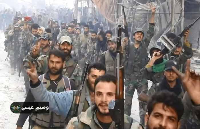 Боевики вВосточной Гуте освободили 20 заложников