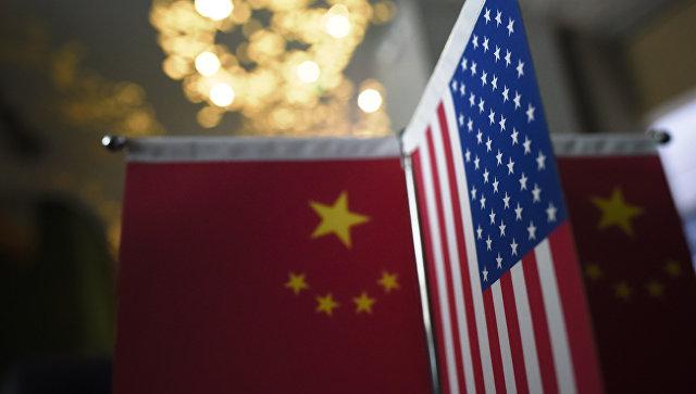 США сами закрыли дверь для переговоров по торговле, заявили в Китае