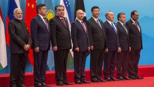 Саммит ШОС в Циндао (2018)