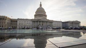 Визит делегации конгресса США в Россию