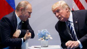 Встреча Путина и Трампа в Хельсинки (16.07.2018)