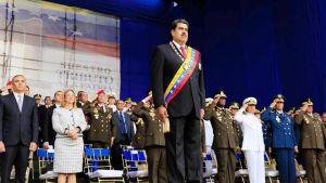 Покушение на Мадуро (05.08.2018)