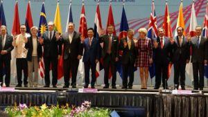 Восточноазиатский саммит в Сингапуре (2018)
