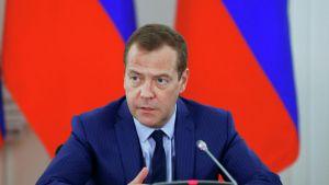 Что с Медведевым?