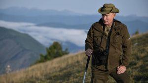 Турне Владимира Путина по Сибири